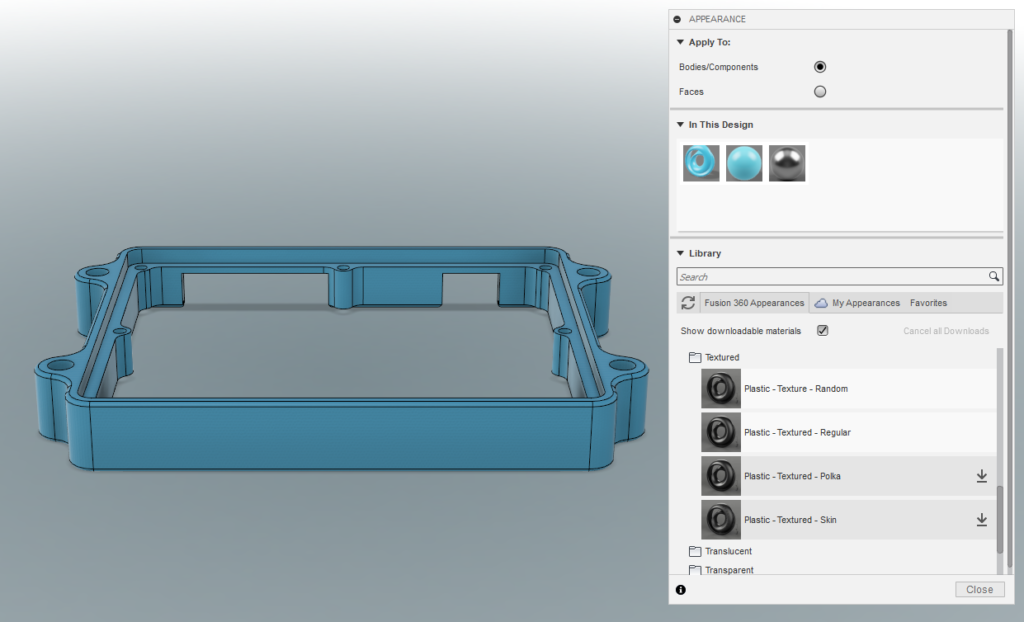 Creating a custom Nyquist case with Fusion360 – Thomas Baart